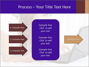 Cute online shopping PowerPoint Templates - Slide 85
