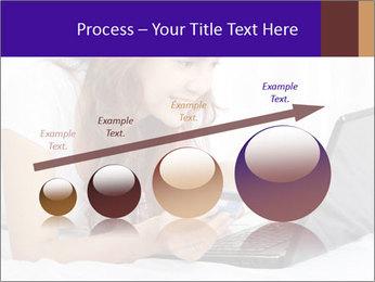 Cute online shopping PowerPoint Templates - Slide 87