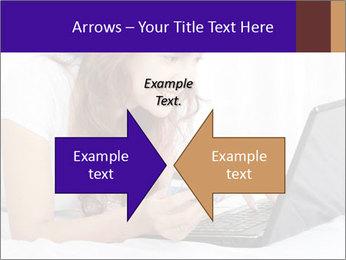 Cute online shopping PowerPoint Templates - Slide 90