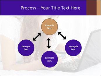 Cute online shopping PowerPoint Templates - Slide 91