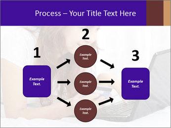 Cute online shopping PowerPoint Templates - Slide 92