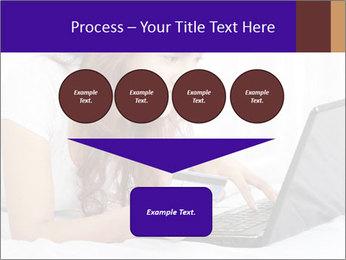 Cute online shopping PowerPoint Templates - Slide 93