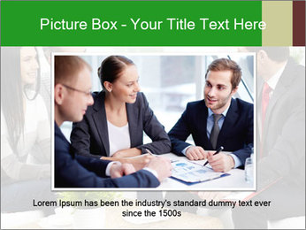 Portrait of modern couple PowerPoint Template - Slide 15