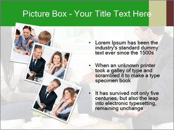 Portrait of modern couple PowerPoint Template - Slide 17