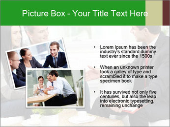 Portrait of modern couple PowerPoint Template - Slide 20