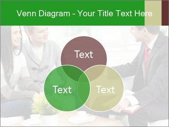 Portrait of modern couple PowerPoint Template - Slide 33
