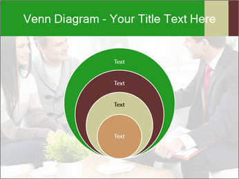 Portrait of modern couple PowerPoint Template - Slide 34