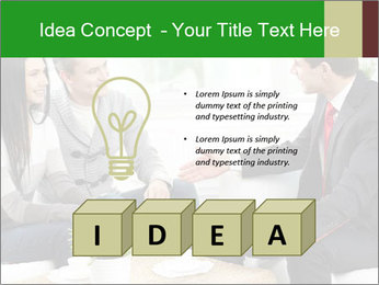 Portrait of modern couple PowerPoint Template - Slide 80