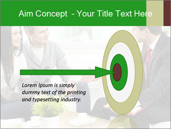 Portrait of modern couple PowerPoint Template - Slide 83