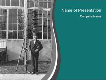 Man PowerPoint Templates - Slide 1