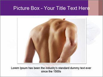 Portrait of a man PowerPoint Templates - Slide 16