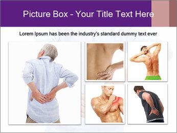Portrait of a man PowerPoint Templates - Slide 19