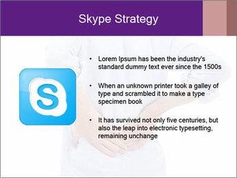 Portrait of a man PowerPoint Templates - Slide 8
