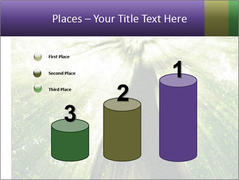Forest trees PowerPoint Template - Slide 65