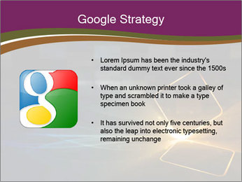 Technological PowerPoint Template - Slide 10
