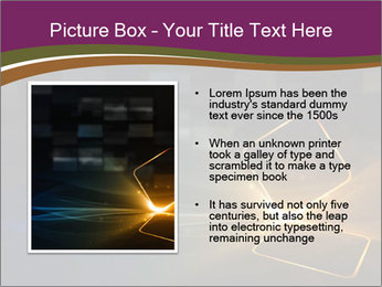 Technological PowerPoint Template - Slide 13