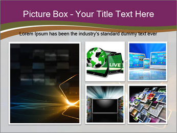 Technological PowerPoint Template - Slide 19