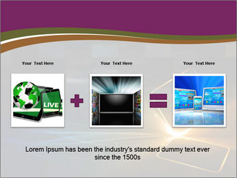 Technological PowerPoint Templates - Slide 22