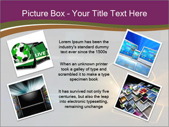 Technological PowerPoint Template - Slide 24