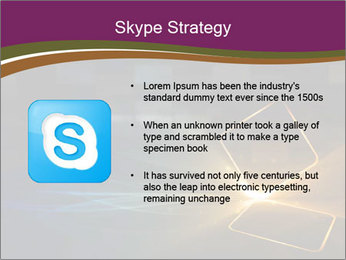 Technological PowerPoint Template - Slide 8