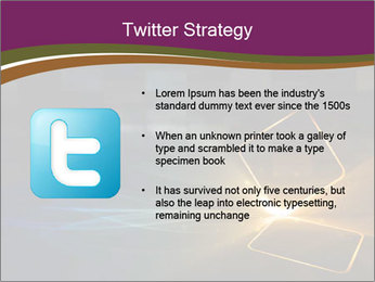 Technological PowerPoint Template - Slide 9