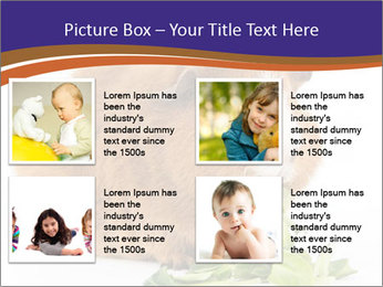 Brown guinea pig PowerPoint Template - Slide 14