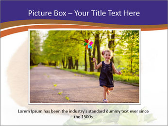Brown guinea pig PowerPoint Template - Slide 15