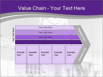 Woman walking PowerPoint Templates - Slide 27