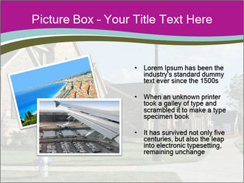 Houses with beautiful lawns PowerPoint Templates - Slide 20