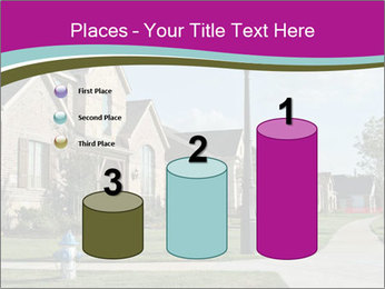 Houses with beautiful lawns PowerPoint Templates - Slide 65