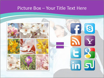 A look into the future PowerPoint Template - Slide 21