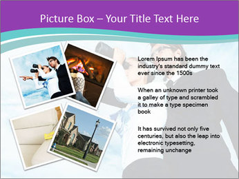 A look into the future PowerPoint Template - Slide 23