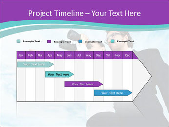 A look into the future PowerPoint Template - Slide 25