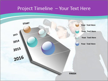A look into the future PowerPoint Template - Slide 26