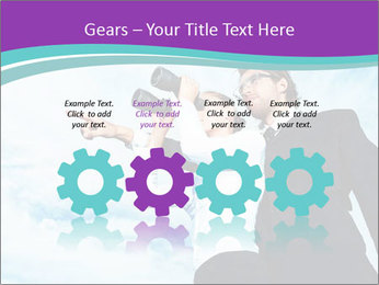 A look into the future PowerPoint Templates - Slide 48