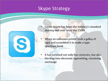 A look into the future PowerPoint Template - Slide 8