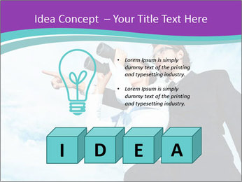 A look into the future PowerPoint Template - Slide 80