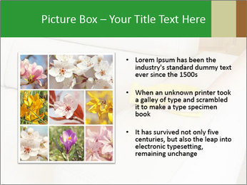 Cleaning the white couch PowerPoint Templates - Slide 13