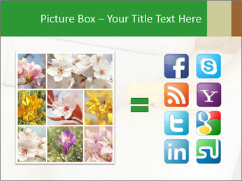 Cleaning the white couch PowerPoint Template - Slide 21
