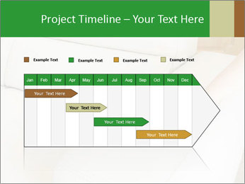 Cleaning the white couch PowerPoint Template - Slide 25