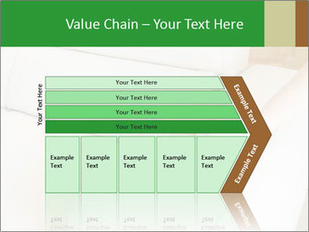 Cleaning the white couch PowerPoint Template - Slide 27