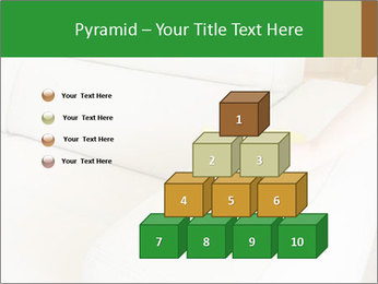 Cleaning the white couch PowerPoint Template - Slide 31
