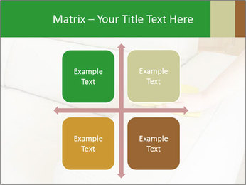 Cleaning the white couch PowerPoint Template - Slide 37