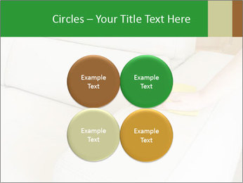 Cleaning the white couch PowerPoint Template - Slide 38