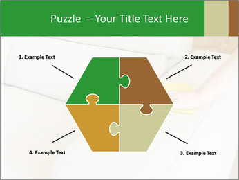 Cleaning the white couch PowerPoint Template - Slide 40
