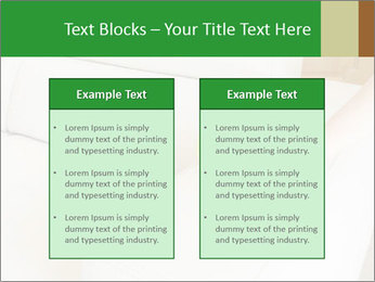 Cleaning the white couch PowerPoint Template - Slide 57