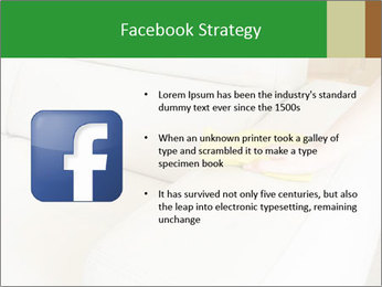 Cleaning the white couch PowerPoint Template - Slide 6