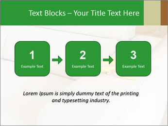Cleaning the white couch PowerPoint Template - Slide 71