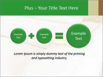 Cleaning the white couch PowerPoint Template - Slide 75