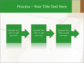Cleaning the white couch PowerPoint Template - Slide 88